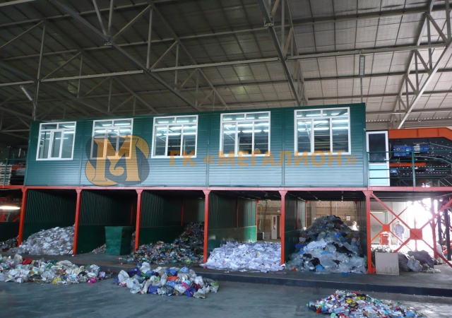 WSF with prod. up to 200 000 tons of waste per year. - фото 7