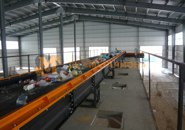 Sorting belt conveyors - photo 5
