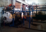 Pyrolysis unit for waste recycling - photo 4