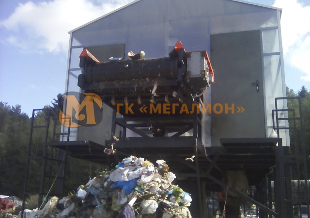 WSF with prod. up to 30 000 tons of waste per year. - фото 1