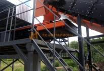 Installation of a MSW sorting line, Kambarka, Republic of Udmurtia, 2020 - photo 14