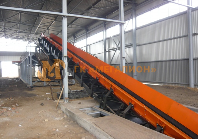 Grooved belt conveyors - photo 3