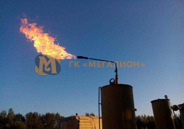 Pyrolysis unit for waste recycling - photo 3
