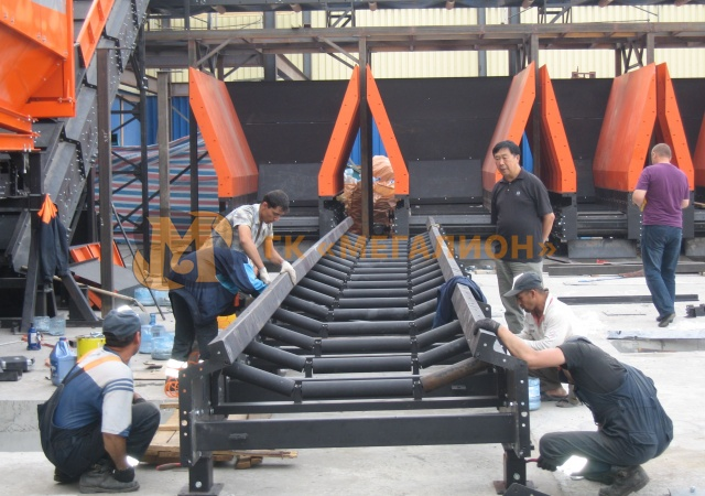 Grooved belt conveyors - photo 2