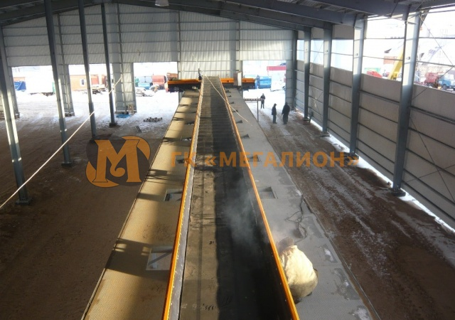 Sorting belt conveyors - photo 6