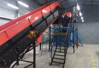 MSW sorting line for waste incineration plant, Moscow region (Alabino village, Patriot park), 2020 - photo 4