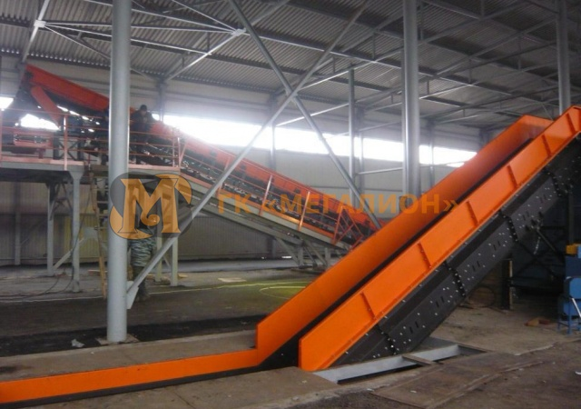 Chain conveyors - photo 1