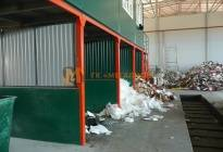 Waste sorting facility, Stavropol, 2013 - photo 6