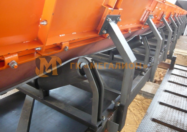Grooved belt conveyors - photo 1