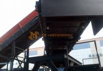 Reversible conveyor on turning platform, Pushkino, Moscow region, 2017 - photo 4