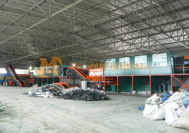 WSF with prod. up to 200 000 tons of waste per year. - фото
