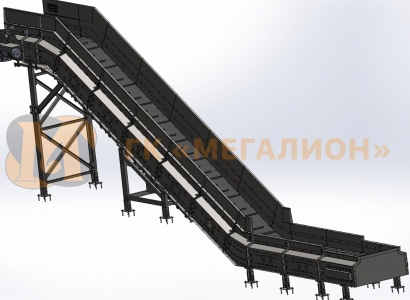 Chain conveyors - схема 1