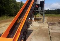 Installation of a MSW sorting line, Kambarka, Republic of Udmurtia, 2020 - photo 8